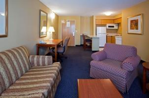 Hotel Holiday Inn Express St. Cloud
