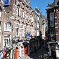 Hotel Best Western Dam Square Inn -shower-