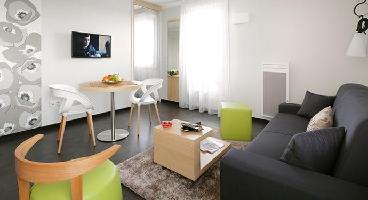 Hotel Appart'city Reims Parc Des Expositions