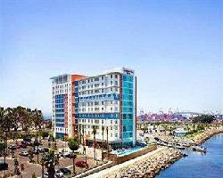 Hotel Residence Inn Long Beach Downtown