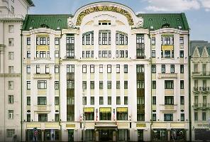 Marriott Tverskaya Hotel