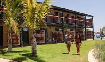 Hotel Monkey Mia Dolphin Resort