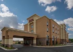 Hotel Hampton Inn Clarksville