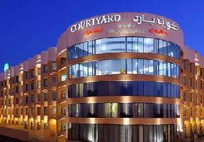 Hotel Courtyard By Marriott Diplomat