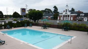 Hotel Best Western Lakewood Motor Inn