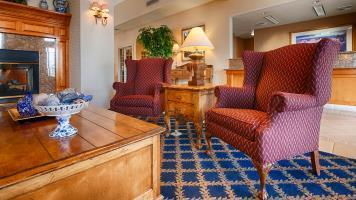 Hotel Best Western Plus A Wayfarer's Inn And Suites