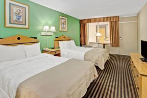 Hotel Days Inn Louisville Central University & Expo Cent