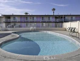 Hotel Travelodge Fresno Highway 41