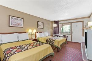 Hotel Super 8 Williamsburg/historic Area