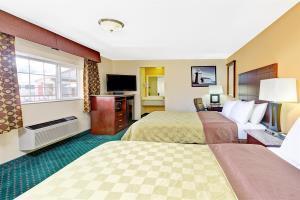 Hotel Ramada Limited Santa Cruz