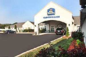 Hotel Best Western Chambersburg
