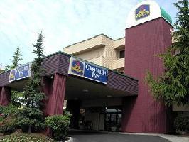 Hotel Best Western Cascadia Inn