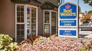 Hotel Best Western University Lodge