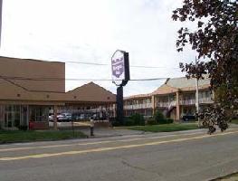 Hotel Knights Inn Erie Downtown
