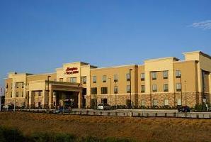 Hotel Hampton Inn - Suites Center Tx