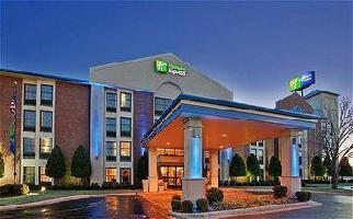 Hotel Holiday Inn Express Jonesboro