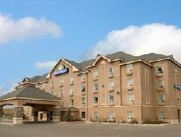 Hotel Days Inn Medicine Hat