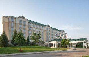 Hotel Hilton Garden Inn Toronto/mississauga