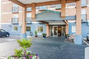 Hotel Quality Inn Lincoln City