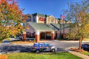 Hotel Hampton Inn - Suites Asheville