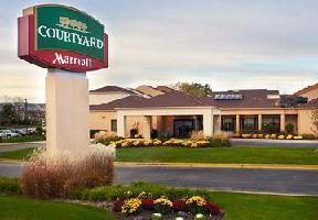 Hotel Courtyard Chicago Arlington Heights South