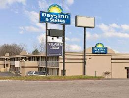 Hotel Days Inn & Suites Dayton North