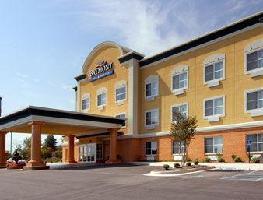 Hotel Baymont Inn & Suites Huntsville Airport/madison