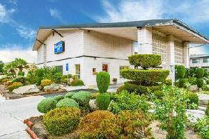 Hotel Rodeway Inn Merced