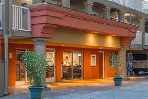 Hotel Quality Inn Sacramento Convention Center
