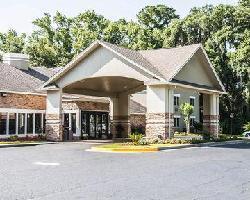Hotel Rodeway Inn Savannah