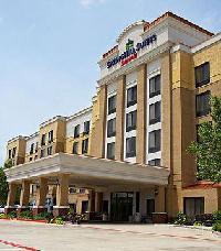 Hotel Springhill Suites Dallas Addison/quorum Drive