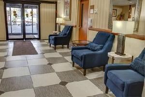 Hotel Comfort Inn Fairfield (essex County)