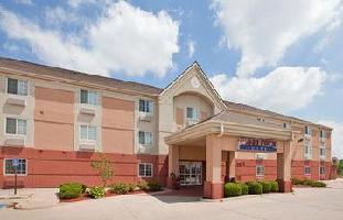 Hotel Candlewood Suites Emporia