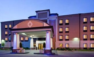 Hotel Holiday Inn Express Fargo-west Acres