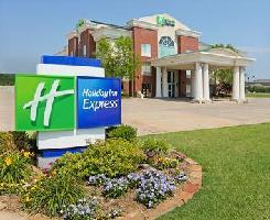 Hotel Holiday Inn Express Fort Smith Executive Park