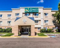 Hotel Quality Inn & Suites Golden - Denver West - Federal Center