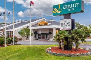Hotel Quality Inn Greenville
