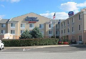 Hotel Fairfield Inn & Suites Lexington Georgetown/college Inn