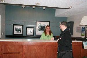 Hotel Hampton Inn Ames