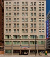 Hotel Fairfield Inn & Suites Milwaukee Downtown