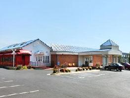 Hotel Days Inn Blacksburg Conference