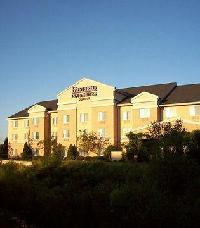 Hotel Fairfield Inn & Suites Indianapolis East