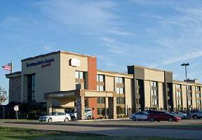 Hotel Fairfield Inn & Suites Dallas Dfw Airport South/irving