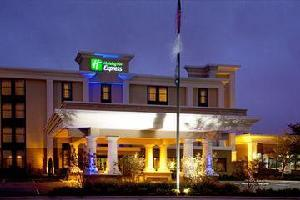 Hotel Holiday Inn Express Indianapolis Nw - Park 100
