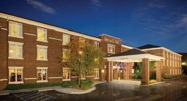 Hotel Inn At Usc Wyndham Garden Columbia