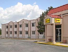 Hotel Super 8 Colorado Springs South Circle Dr.