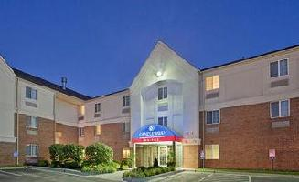 Hotel Candlewood Suites Kansas City-overland Park