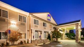 Hotel Best Western University Inn & Suites