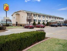 Hotel Super 8 Pittsburg Ks