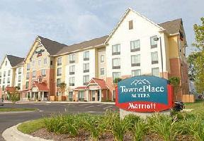 Hotel Towneplace Suites Dayton North